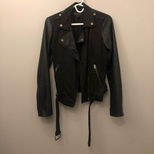 Faux Leather Lucky Brand Jacket